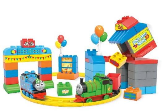 Mega Bloks Thomas & Friends Happy Birthday Thomas! Building Set @ Amazon