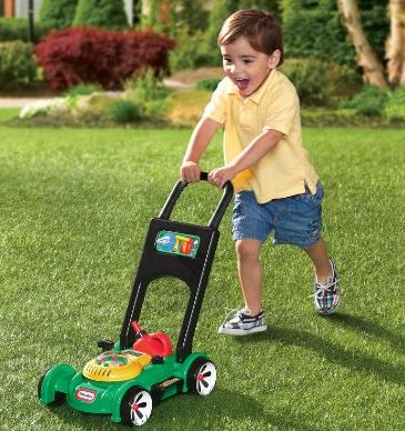 Little Tikes Gas 'n Go Mower Toy @ Amazon