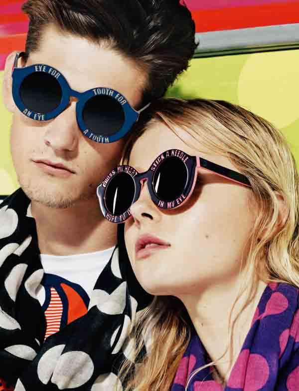 60% Off House of Holland sunglasses sale @ THE OUTNET