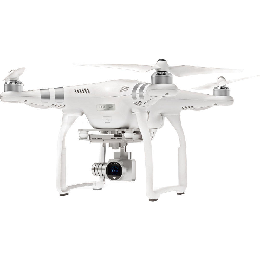 $599.00 DJI Phantom 3 Advanced Quadcopter Drone with 1080p HD Video Camera