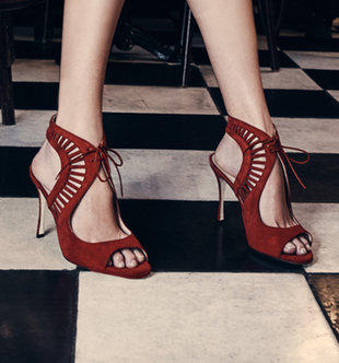 Up to 66% Off Sergio Rossi Shoes On Sale @ Gilt
