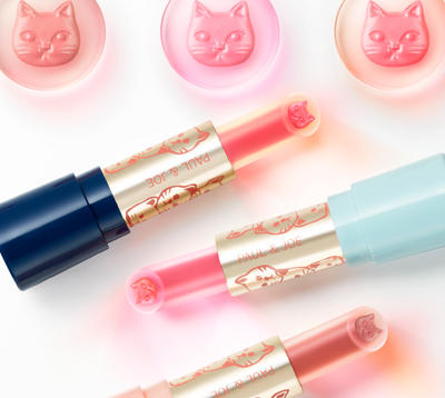 New Release Paul & Joe launched new Summer 2016 Cat Lipsticks