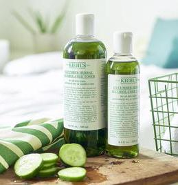 $20 Off $65 Kiehl's Cucumber Herbal Alcohol-Free Toner @ Kiehl's