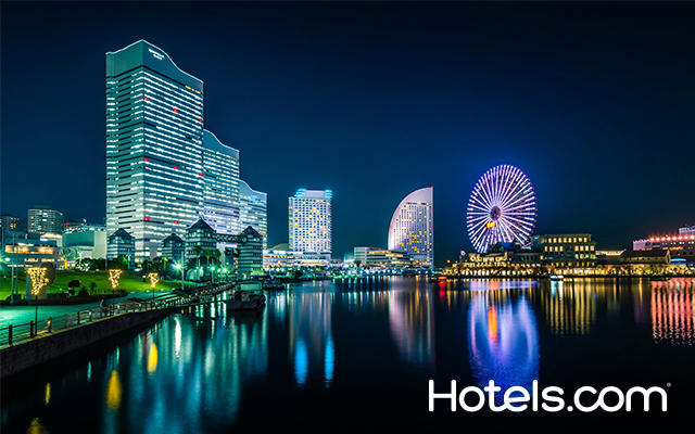 Save $30 when you spend $250+ Hotel Stays @ Hotels.com