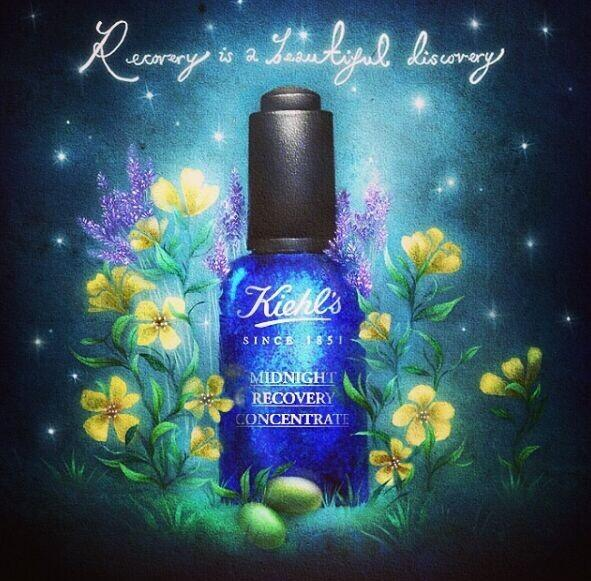 $36.8 Kiehl's Since 1851 'Midnight Recovery' Concentrate On Sale @ Nordstrom