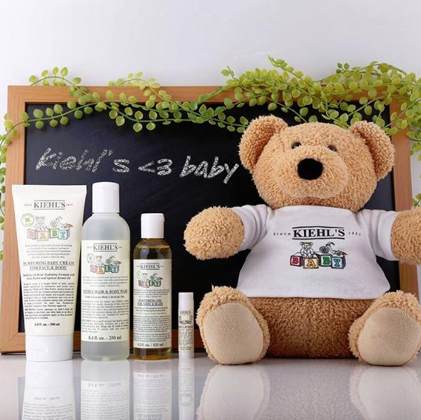 15% Off Baby & Mom Care @ Kiehl's