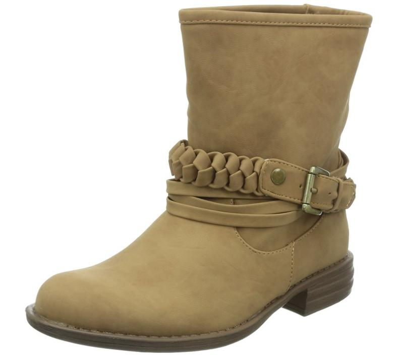 $16.98 Skechers Women's Mad Dash Braid Harness Boot