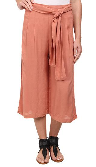 Free People High Rise Culottes