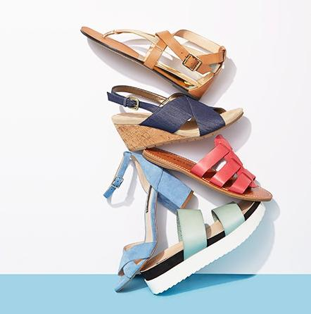 Up to 50% Off + Extra 25% Off Women's Shoes & Sandals @ Lord & Taylor