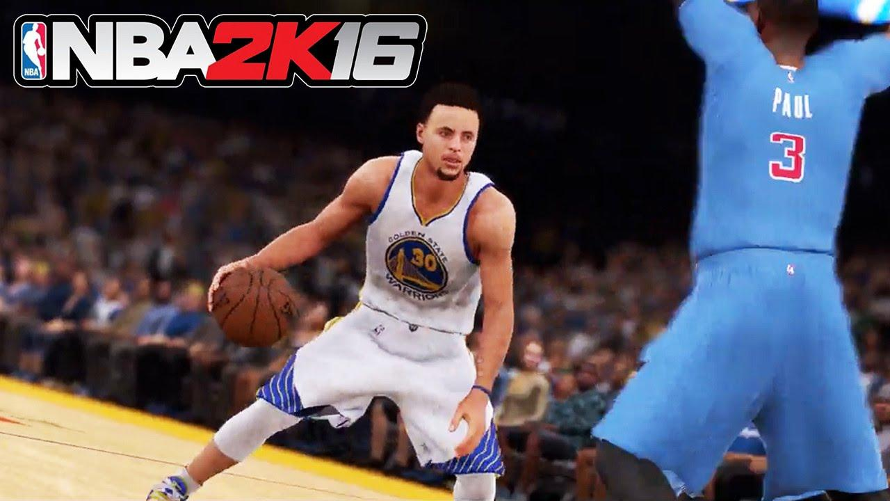 50% Off NBA 2K16 Sales (PlayStation 3/4, XBOX One/360)