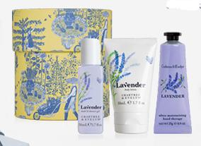 $20 Hatbox Gift Sets @  Crabtree & Evelyn