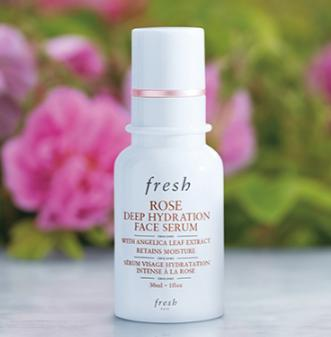 Free Umbrian Clay Purifying Facial Toner and Rose Deep Hydration Face Serum Deluxe Sample With Over $100 Purchase @ Fresh