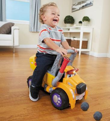 Little Tikes Big Dog Truck Ride On @ Amazon
