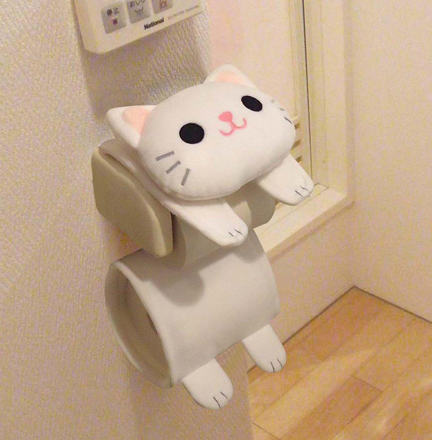 From $9.8 Cat & Shiba Inu Toliet  Roll Paper Cover