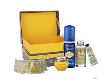 Free 10-Piece Gift including Divine Cream Deluxe with any $120 Purchase @L'Occitane