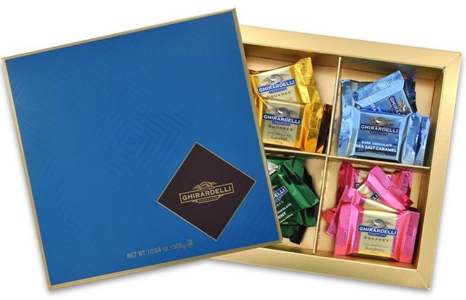 Buy 2 get 1, or Buy 3 get 2 free Ghirardelli Assorted Gift Box
