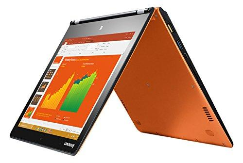 $449.21 Lenovo YOGA 700 11.6-Inch FHD Convertible Laptop (Orange)