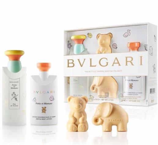 $72 BVLGARI Petits Et Mamans Scented Delights