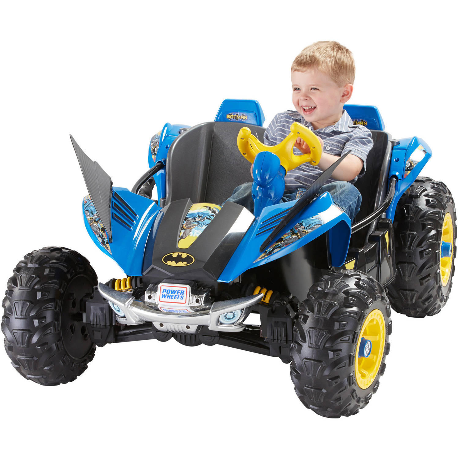 Fisher-Price Power Wheels Batman Dune Racer Battery