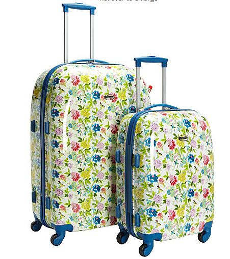Save up to 65% Semi-Annual Luggage Set Sale @eBags