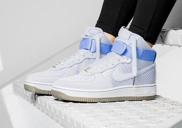 $83.97 Nike Women's Air Force 1 Hi Premium Collection @ Nike Store
