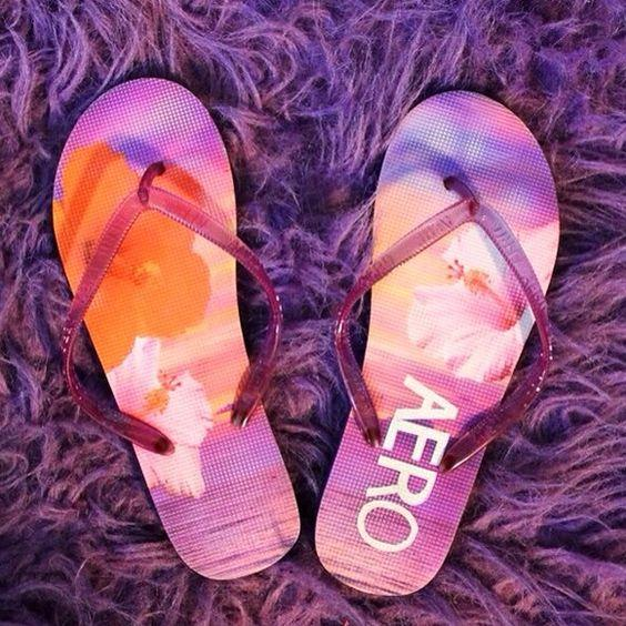 Extra 25% Off All Flip-Flop @ Aeropostale