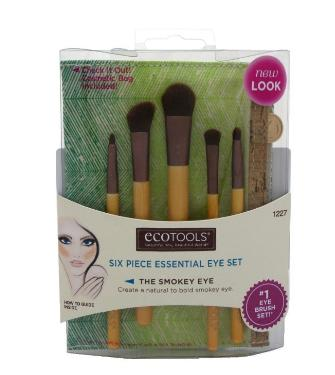 EcoTools 6 Piece Essential Eye Brush Set