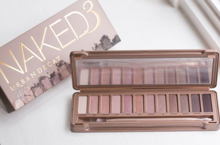 URBAN DECAY Naked 3 Palette @ Beauty.com