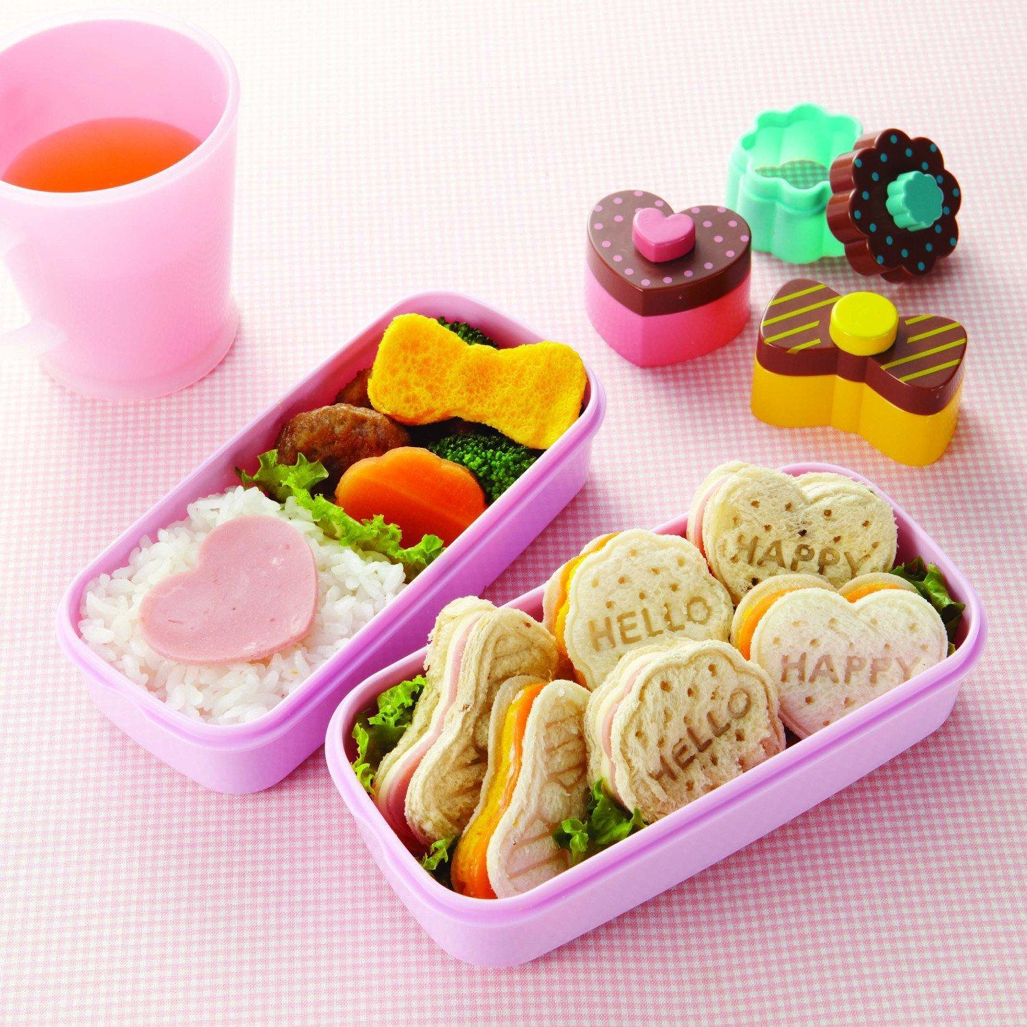 From $3.66 Bento Box Accessories @Amazon Japan