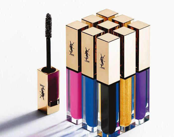 New Release YSL launched new Mascara Vinyl Couture