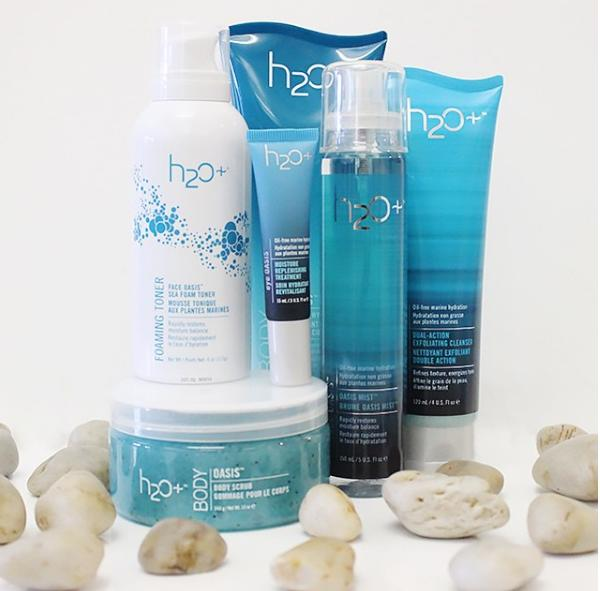 Save up to $50 + Free Daily Hydration Kit ($51 Value) H20 Plus Sale @ SkinStore.com