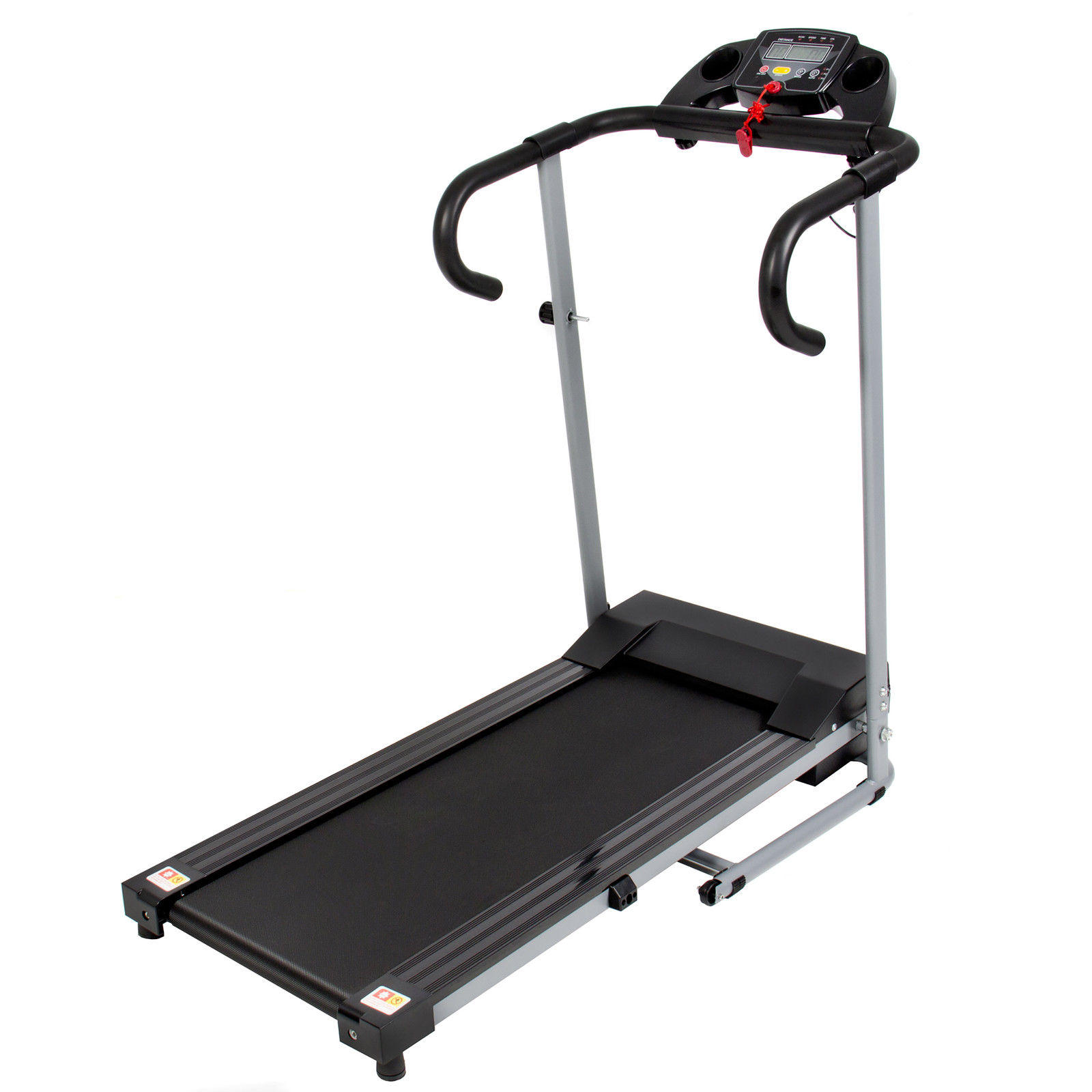 500W Portable Folding Electric Motorized Treadmill Running Machine