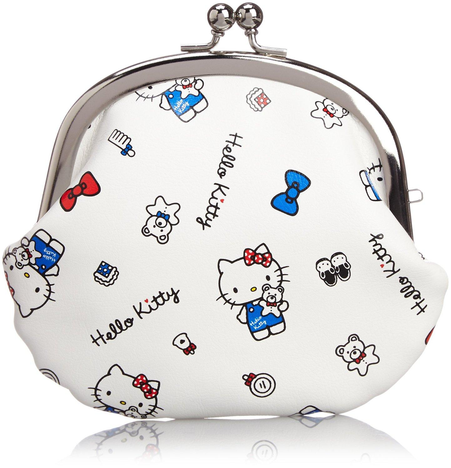 From $11.23 Extra 15%Off Hello Kitty Wallet @ Amazon Japan