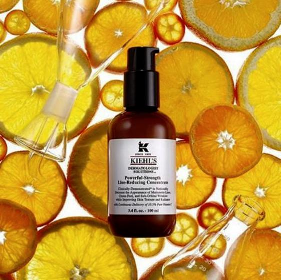 $20 Off $65 Kiehl's 'Powerful-Strength' Line-Reducing Concentrate @ Kiehl's