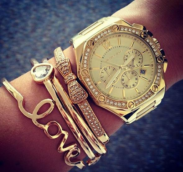 Up to 55% Off+Extra $10 Off Michael Kors Watches @ Groupon
