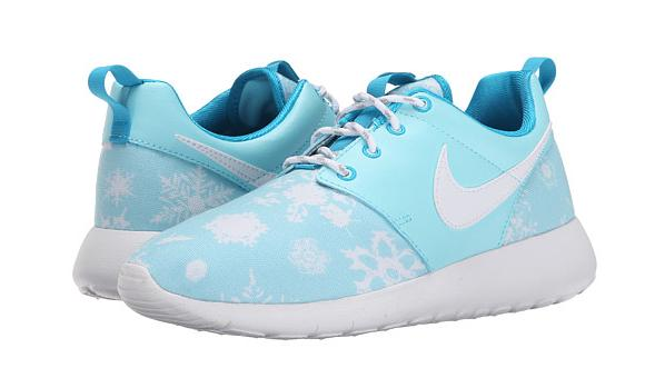 Nike Kids Roshe One Print (Big Kid)