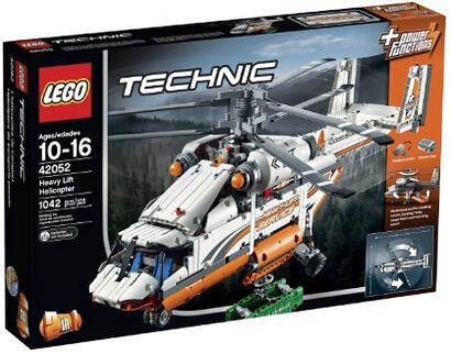 $107.51 LEGO Technic Heavy Lift Helicopter 42052 Building Kit