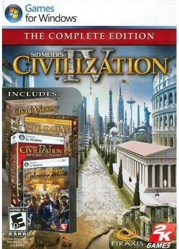 $5.99 Sid Meiers Civilization IV: The Complete Edition [Download]