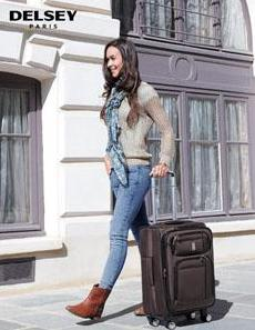 Up to 60% Off Delsey Luggages @ Bloomingdales