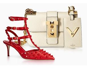 Up to 75% Off Valentino Handbags & Shoes On Sale @ MYHABIT