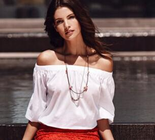 Up to 63% Off Sandro, Free People and more brands Off-the-Shoulder Necklines @ Gilt