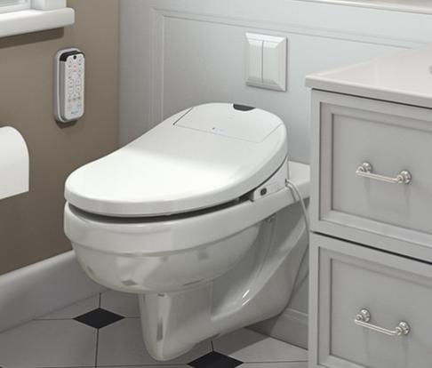 Brondell Swash 900 Luxury Bidet Seat with Wireless Remote @ Groupon