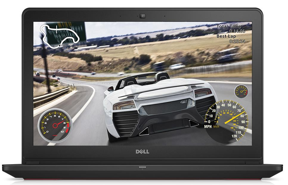 Dell Inspiron 15 7559 Notebook PC(i7-6700HQ 2.6GHz Quad-Core, 8GB,4GB GTX 960M)