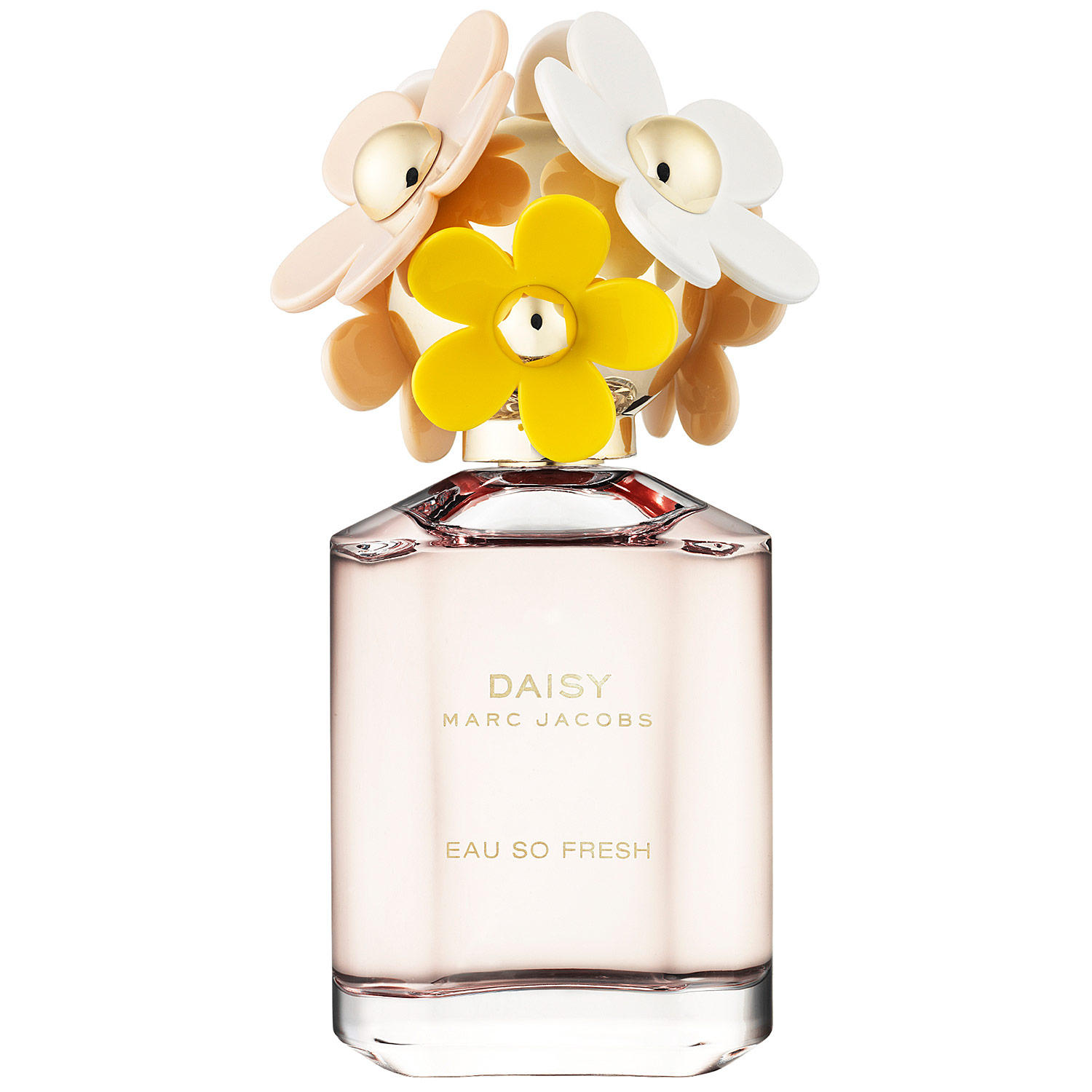 Marc Jacobs Daisy Eau So Fresh Eau de Toilette for Women (4.25 Fl. Oz.)