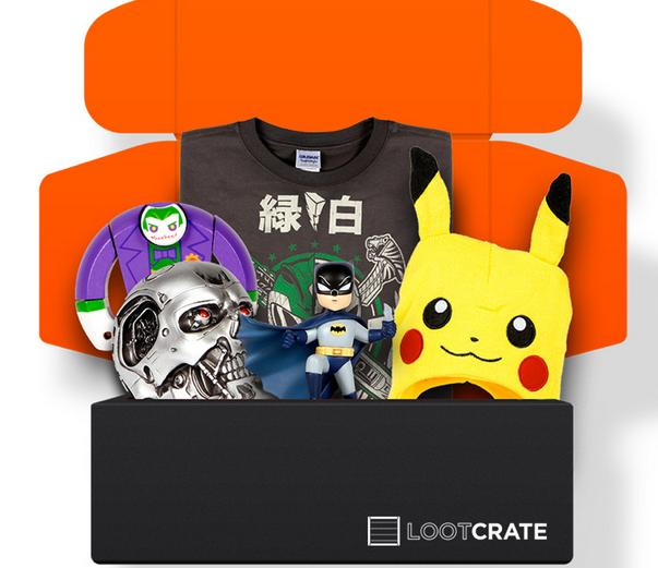 Dealmoon Exclusive! $5 OffAnime Subscription @ Loot Crate