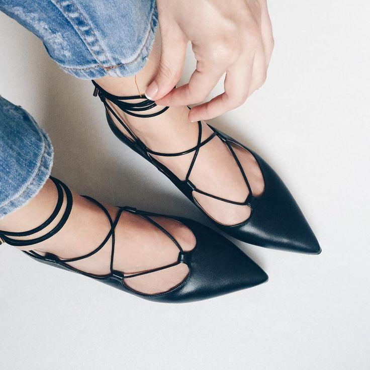 Up to 75% Off Women's Lace-up Flats @ 6PM.com