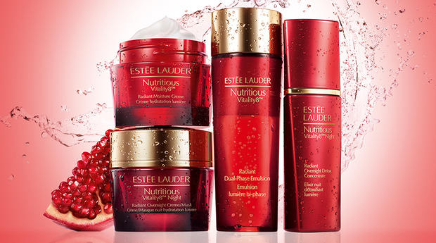 Up to $40 Off Estee Lauder Merchandise Credit + Free Gift @ Gilt City