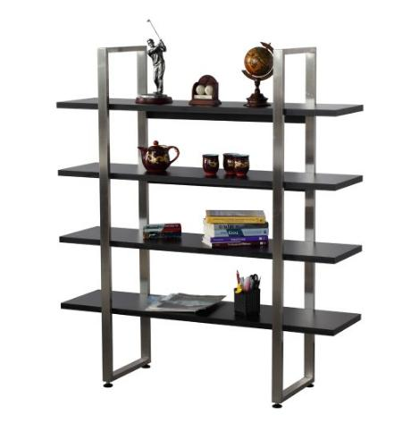 $74.06 Sandusky SS481454L4 Contemporary Shelving 4 Shelf Unit, 48