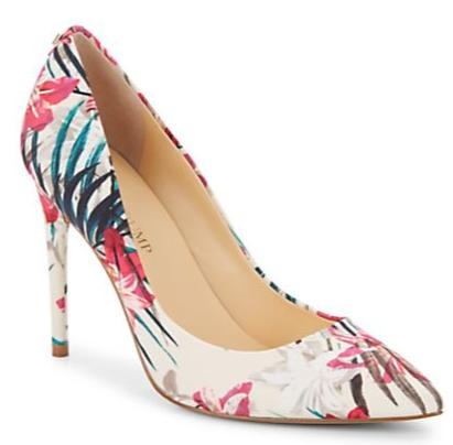 Up to 40% Off + Extra 15% Off Ivanka Trump Point Toe Pumps @ Saks Off 5th