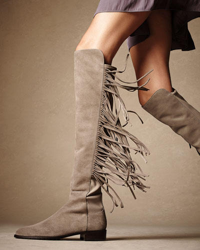 Up to 60% Off + Extra 10% Off Stuart Weitzman Women Boots @ 6PM.com